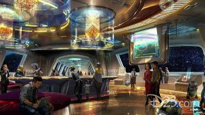 Un Hôtel Star Wars à Disney